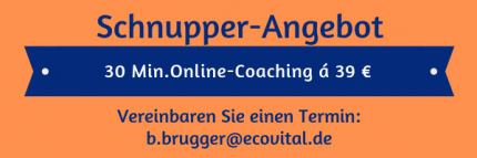 Augentraining Online-Coaching